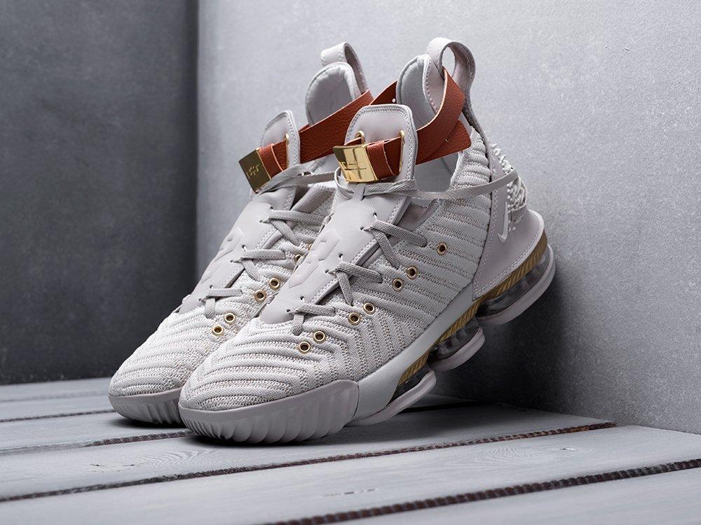Кроссовки Nike Lebron XVI LMTD (14019)