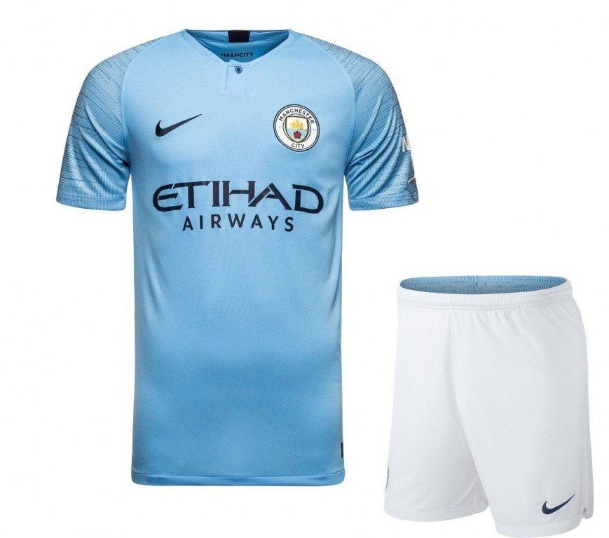 Футбольная форма Nike FC Man City / 14294