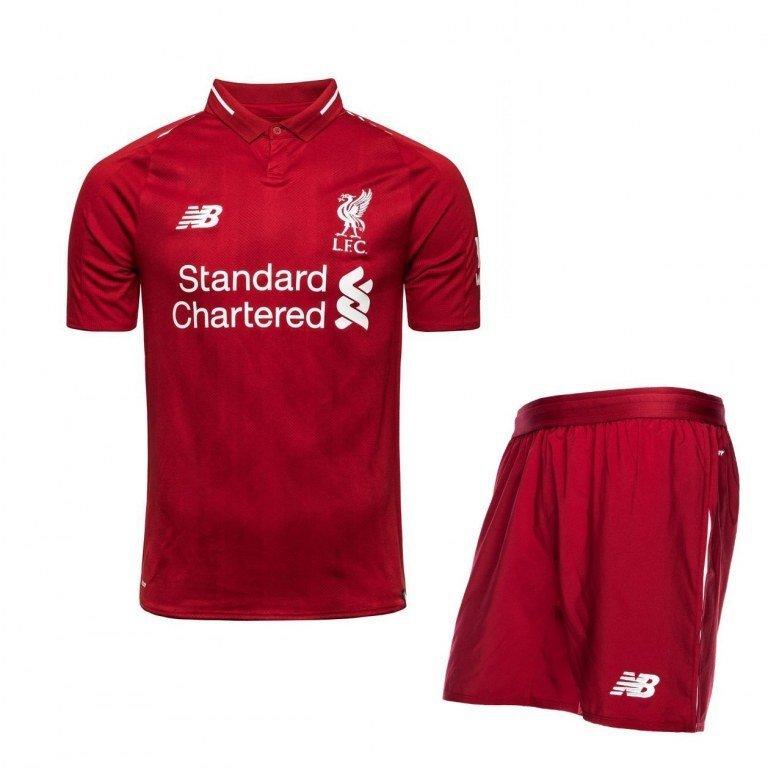 Футбольная форма New Balance Liverpool FC / 14299