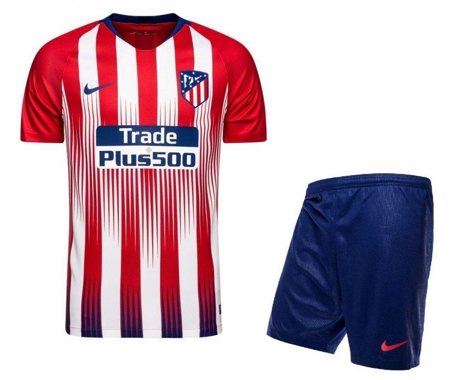 Футбольная форма Nike FC Atletico Madrid / 14302