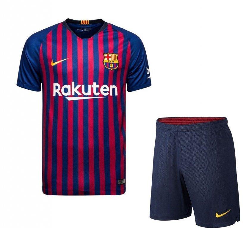Футбольная форма Nike FC Barcelona / 14303