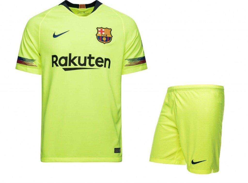 Футбольная форма Nike FC Barcelona / 14304