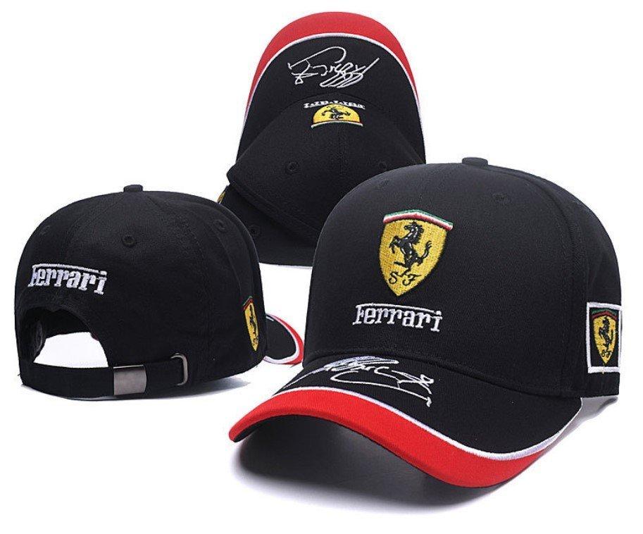 Кепка Ferrari (14661)