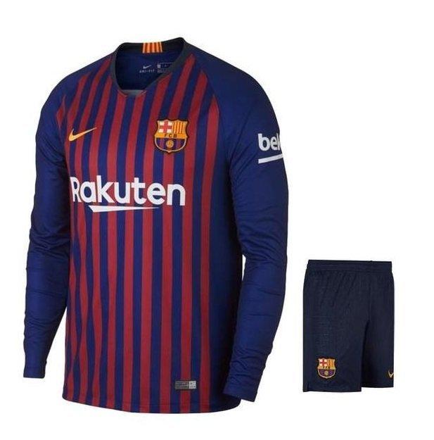 Футбольная форма Nike FC Barcelona / 14722