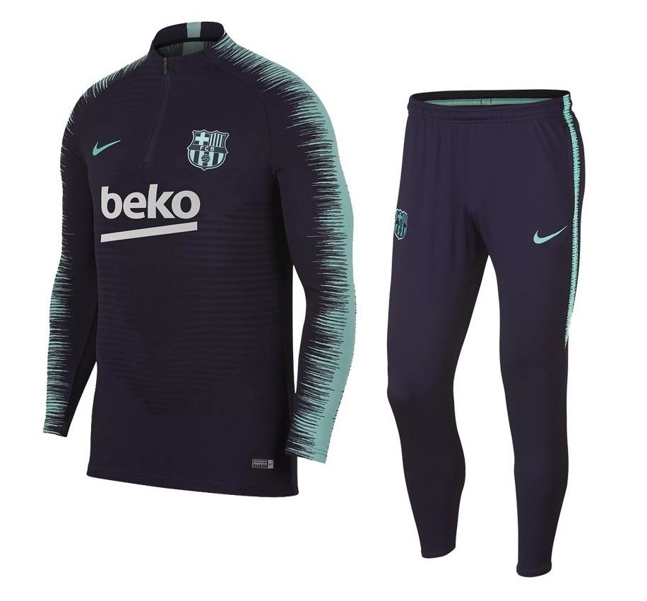 Спортивный костюм Nike FC Barcelona (14732)