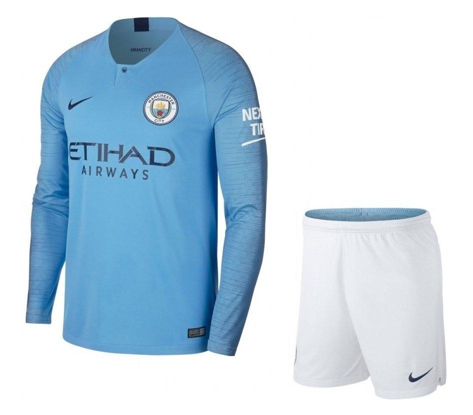 Футбольная форма Nike FC Man City / 14749
