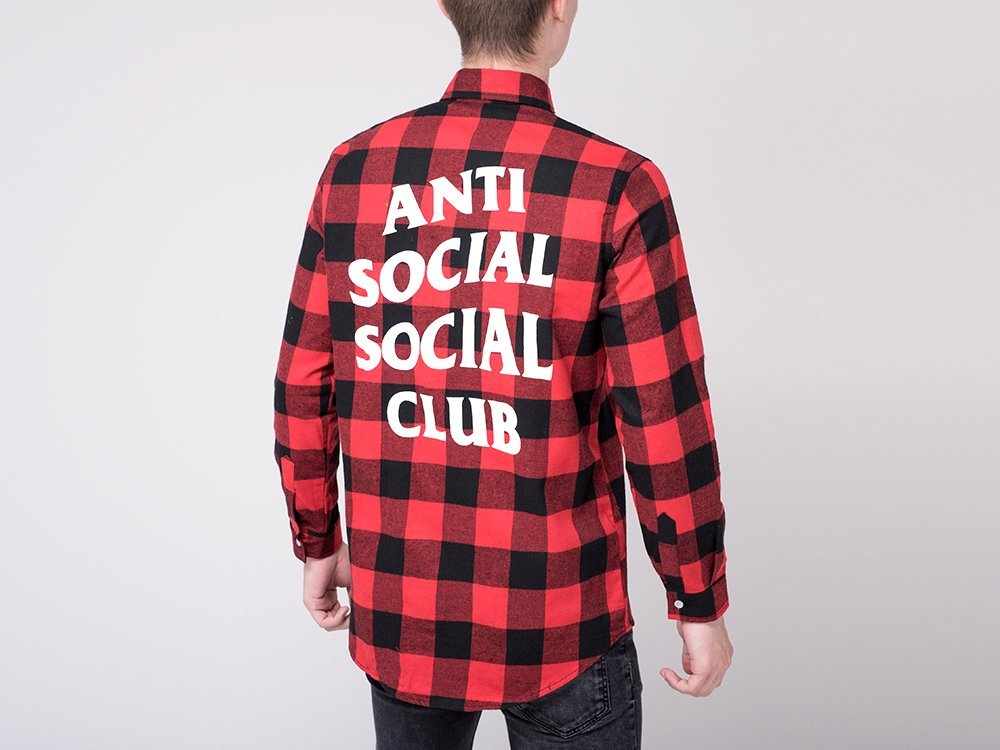 Рубашка Anti Social Social Club (14957)