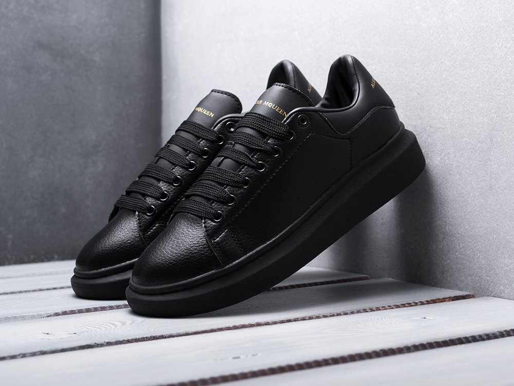 Кроссовки Alexander McQueen Lace-Up Sneaker (15204)