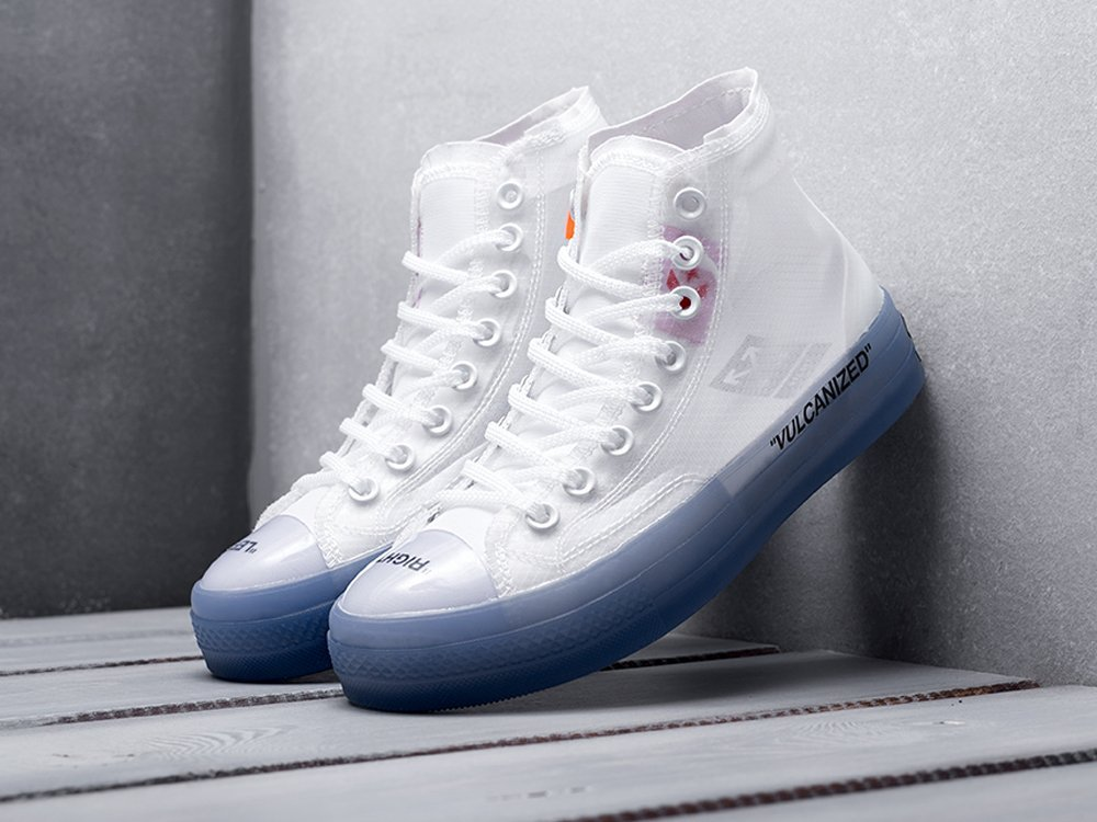 Кеды Converse x Off-White Chuck Taylor All Star / 15308