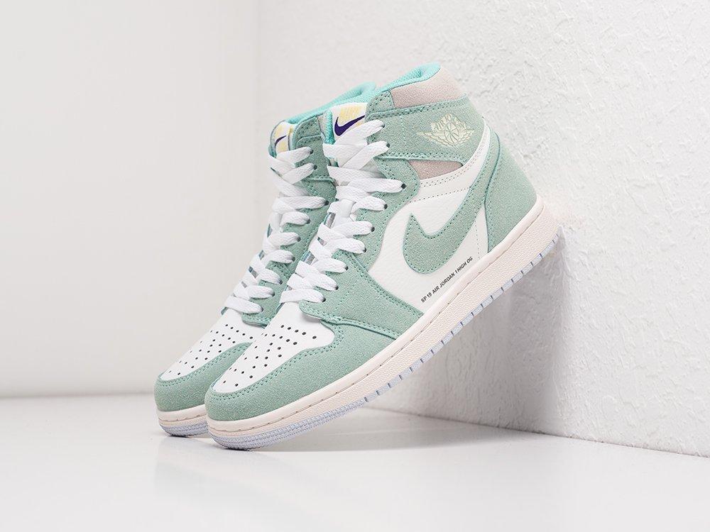 Кроссовки Nike Air Jordan 1 (15521)