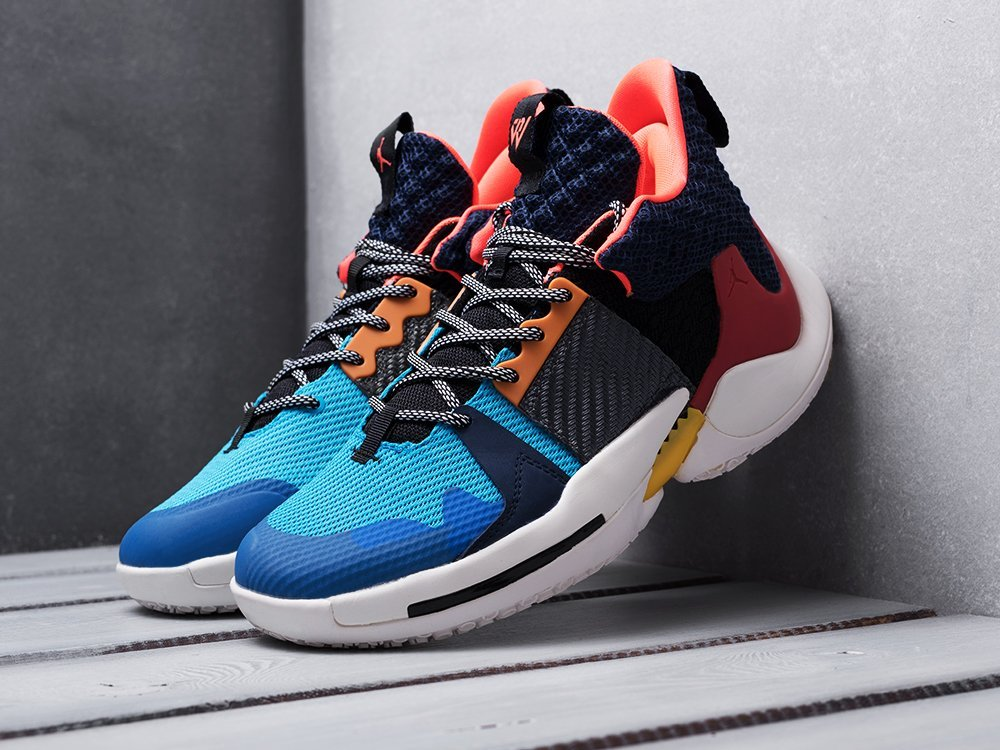 Кроссовки Nike Jordan Why Not Zer0.2 (15719)