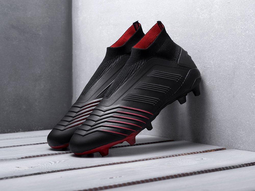Футбольная обувь Adidas Predator 19+ FG (15800)