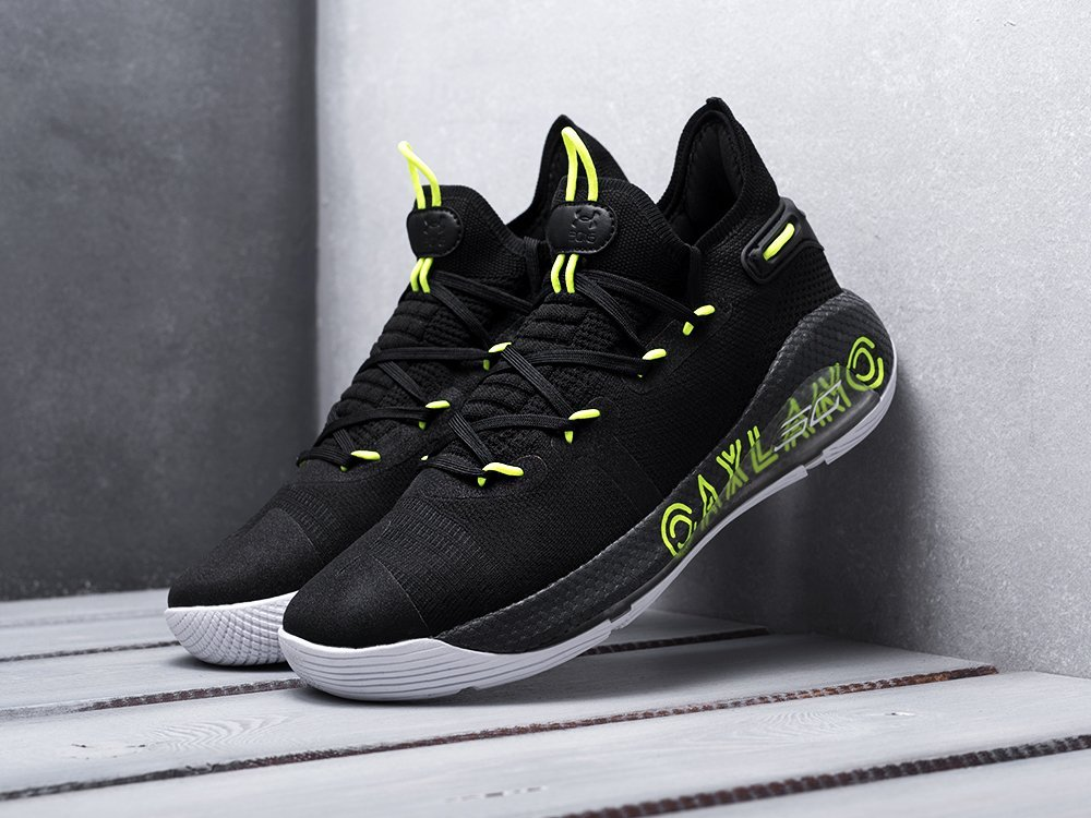 Кроссовки Under Armour Curry 6 (15939)