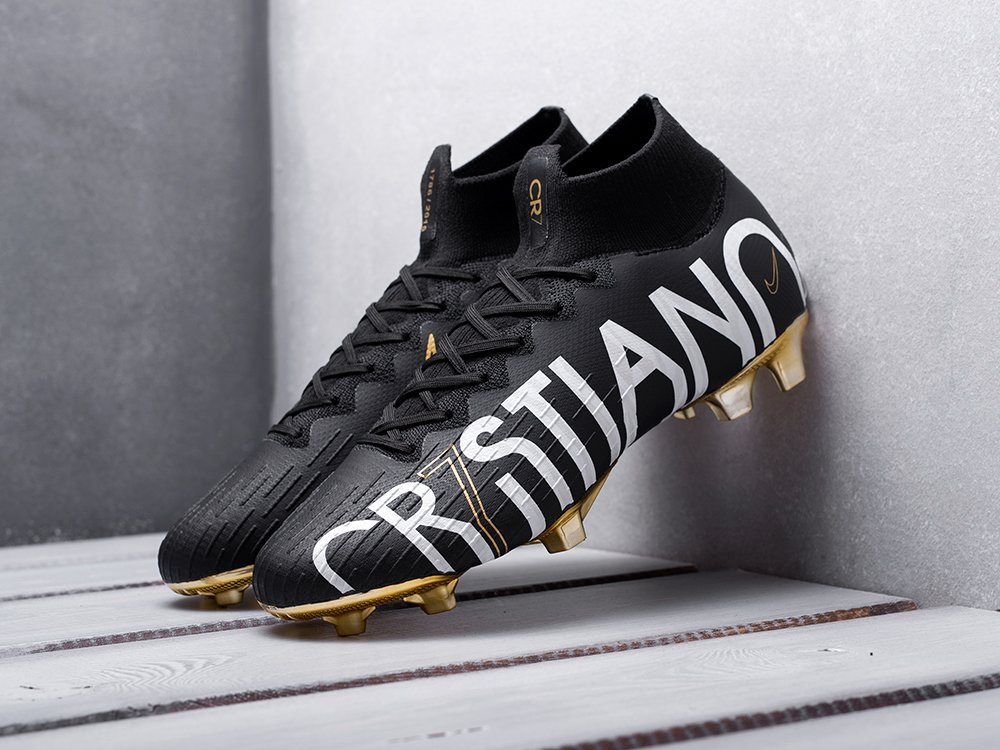 Футбольная обувь Nike Mercurial Superfly VI Elite CR 7 FG (16265)