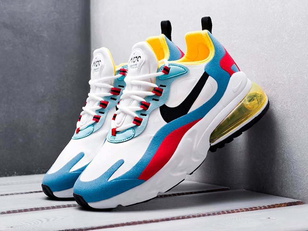 Кроссовки Nike Air Max 270 React (16303)