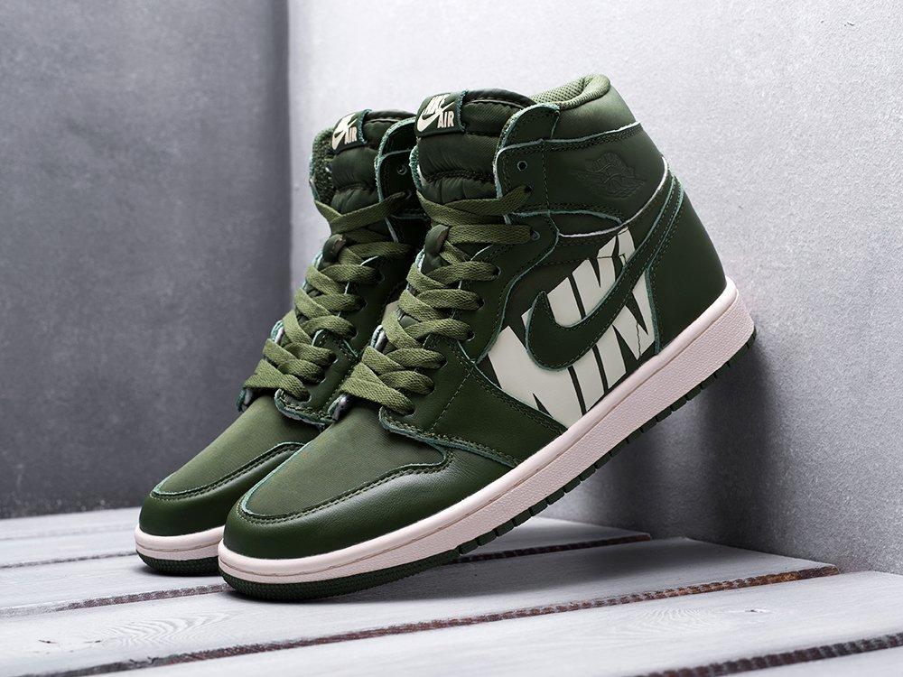 Кроссовки Nike Air Jordan 1 (16309)