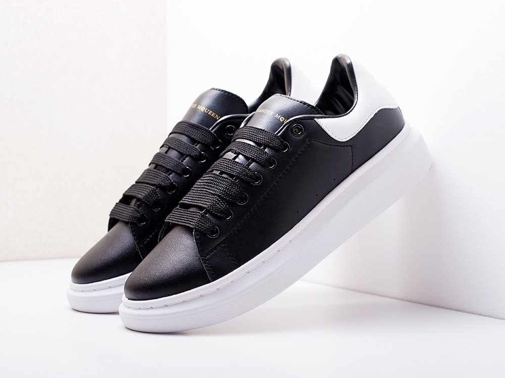 Кроссовки Alexander McQueen Lace-Up Sneaker (16527)