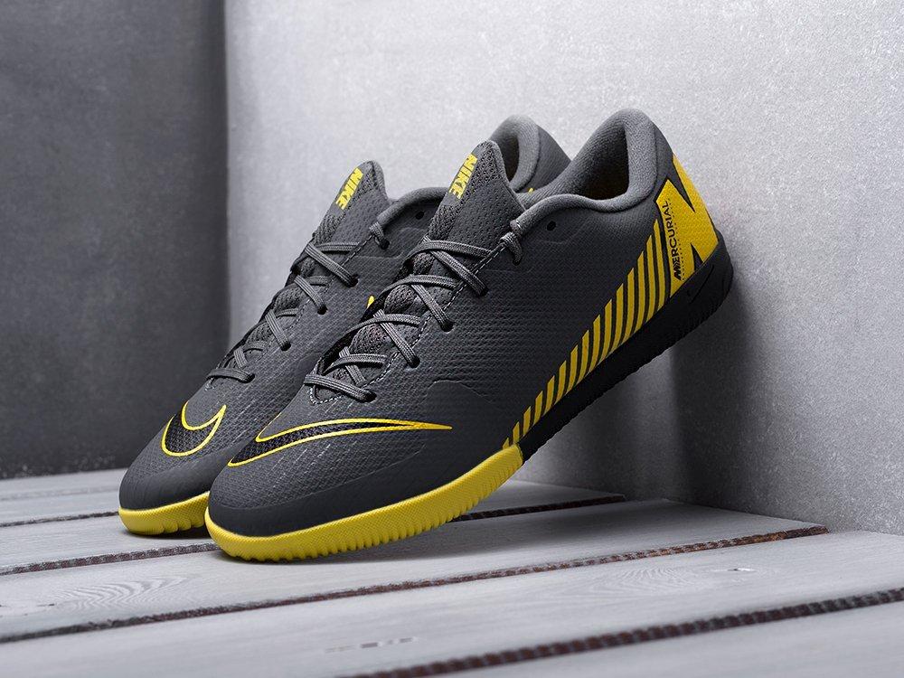 Футбольная обувь Nike Mercurial Vapor XII IC (16529)