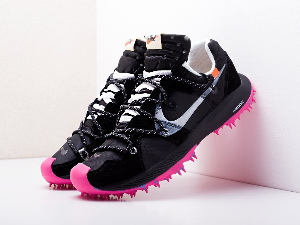 Кроссовки Nike x Off-White Zoom Terra Kiger 5  (16795)