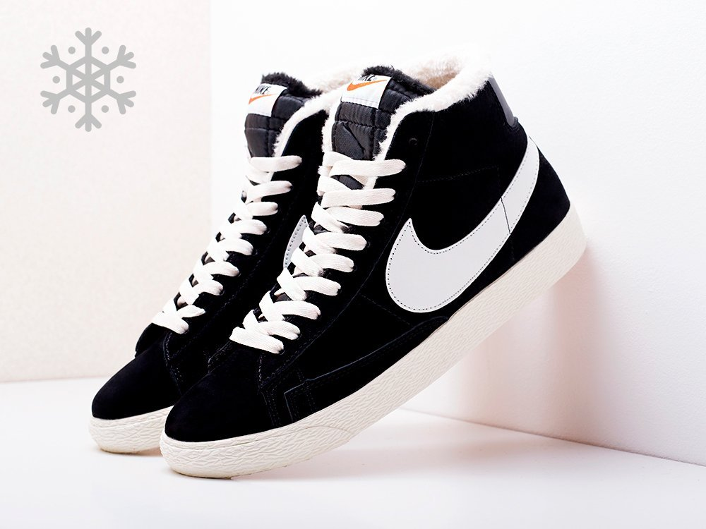 Кроссовки Nike Blazer Mid (16799)
