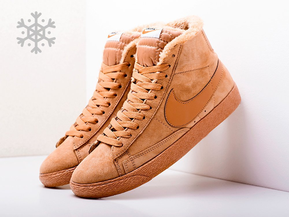 Кроссовки Nike Blazer Mid (16800)