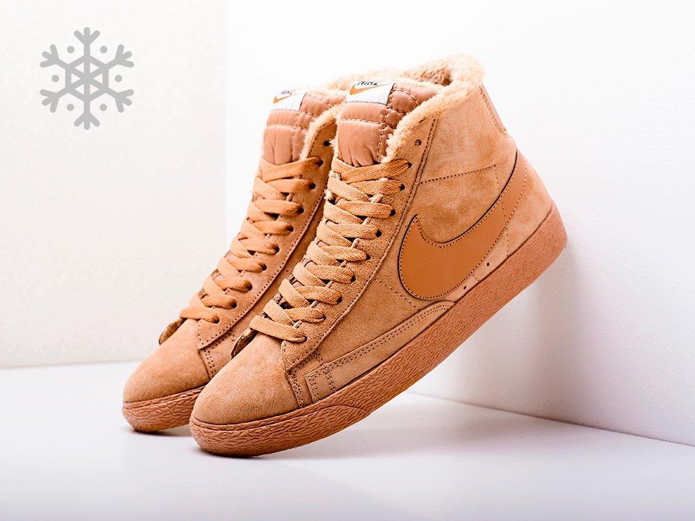 Кроссовки Nike Blazer Mid (16801)