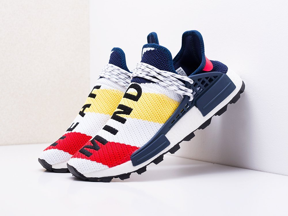 Кроссовки Adidas Nmd x Pharrell Williams (16906)