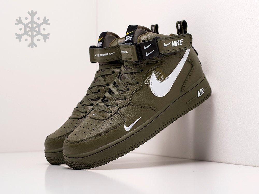 Кроссовки Nike Air Force 1 07 Mid LV8 (17114)