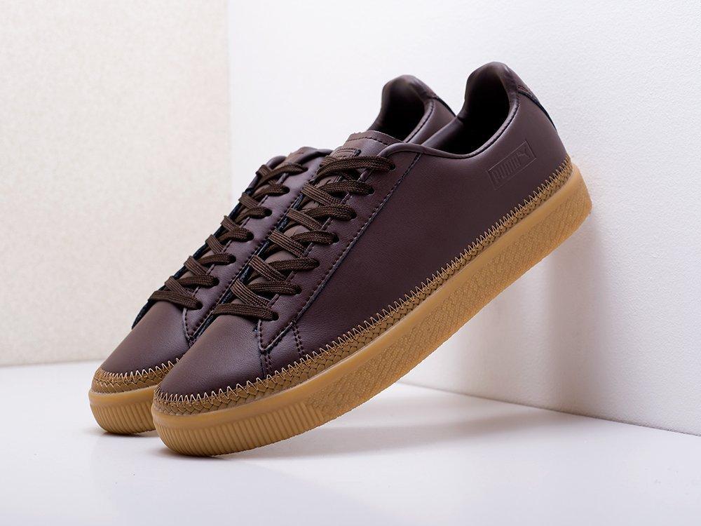 Кроссовки Puma Basket Stitched Shoes (17235)