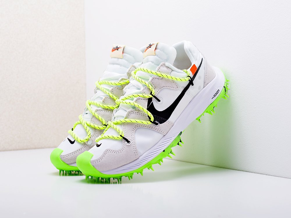 Кроссовки Nike x Off-White Zoom Terra Kiger 5  (17248)