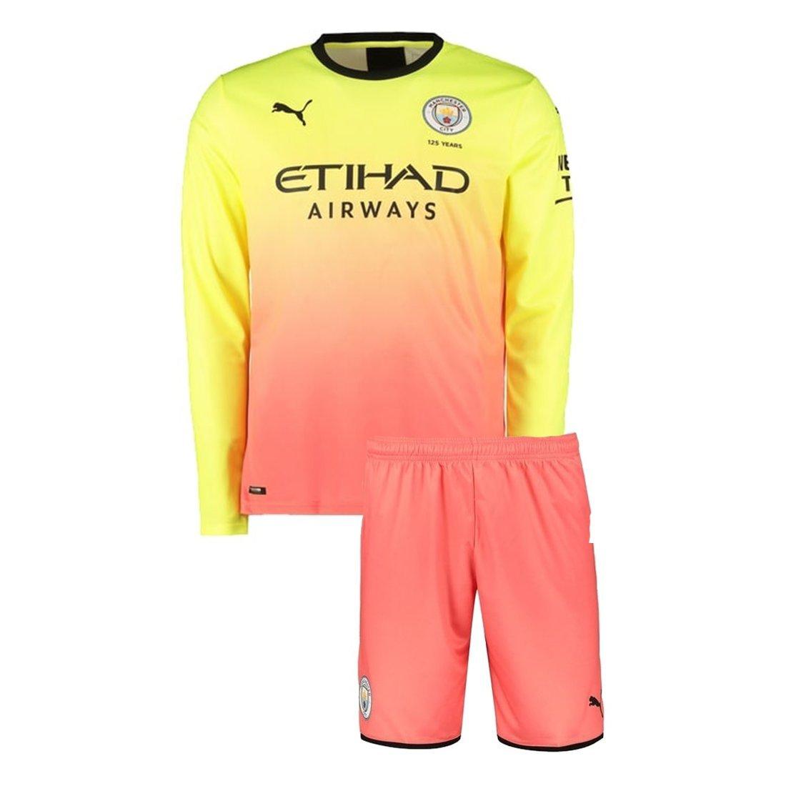 Футбольная форма Puma FC Manchester City 19/20 / 17848