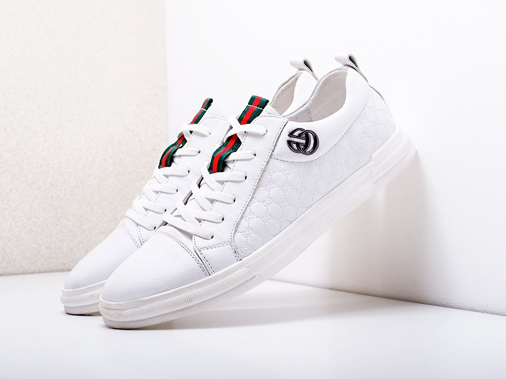 Кроссовки Gucci Ace Embroidered / 17961
