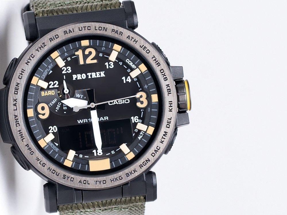 Часы Casio PRW-6600YB-3E (18038)