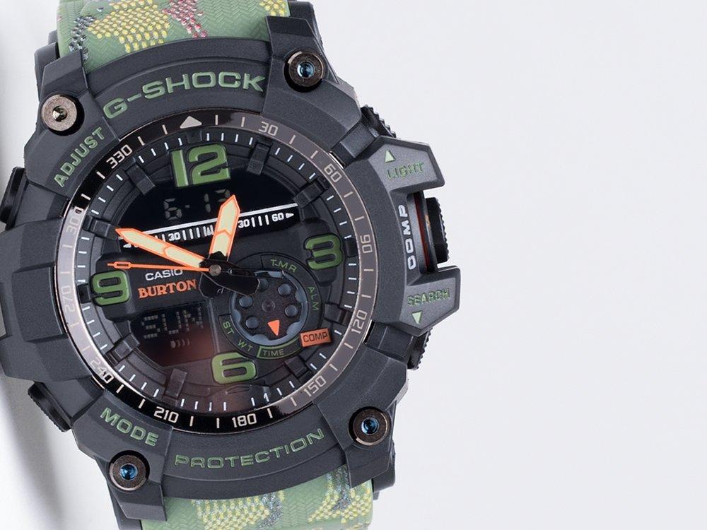 Часы Casio G-Shock GWG-100 (18041)