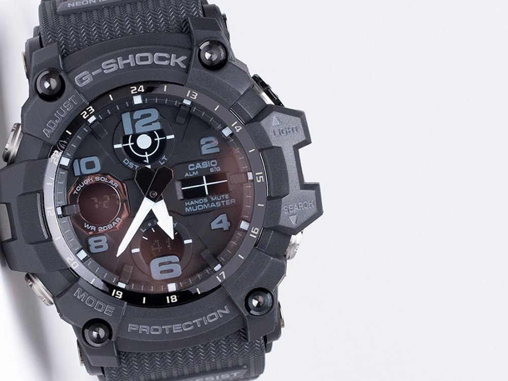 Часы Casio G-Shock GWG-100 (18045)