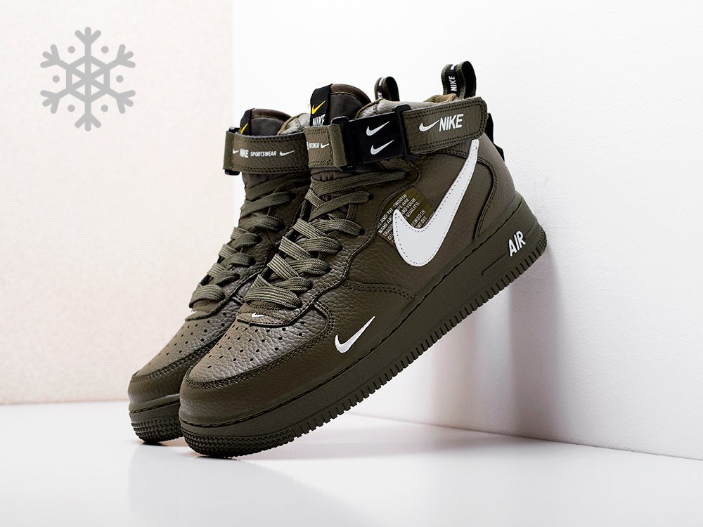 Кроссовки Nike Air Force 1 07 Mid LV8 (18064)