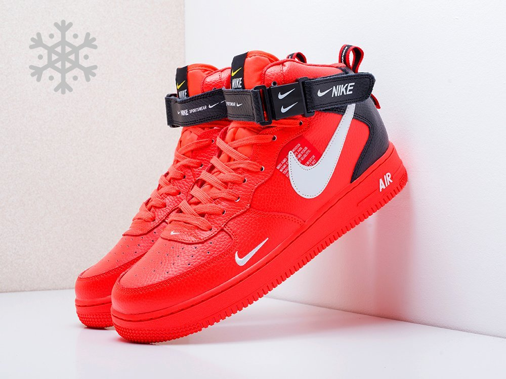 Кроссовки Nike Air Force 1 07 Mid LV8 (18065)
