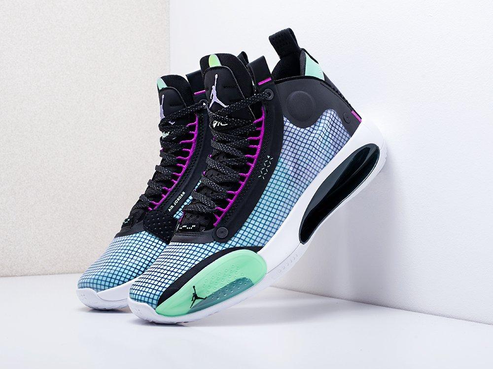 Кроссовки Nike Air Jordan XXXIV (18074)