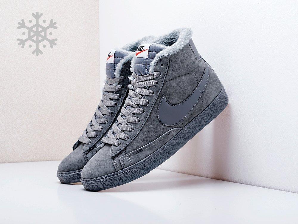 Кроссовки Nike Blazer Mid (18079)