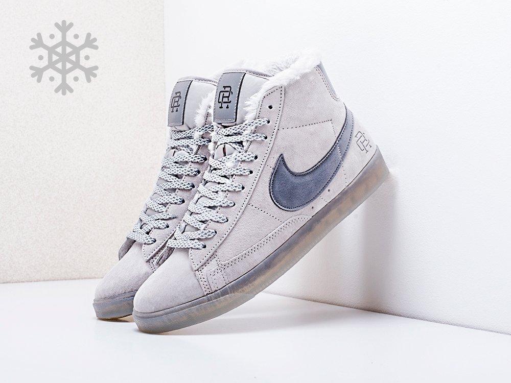 Кроссовки Nike Blazer Mid (18081)