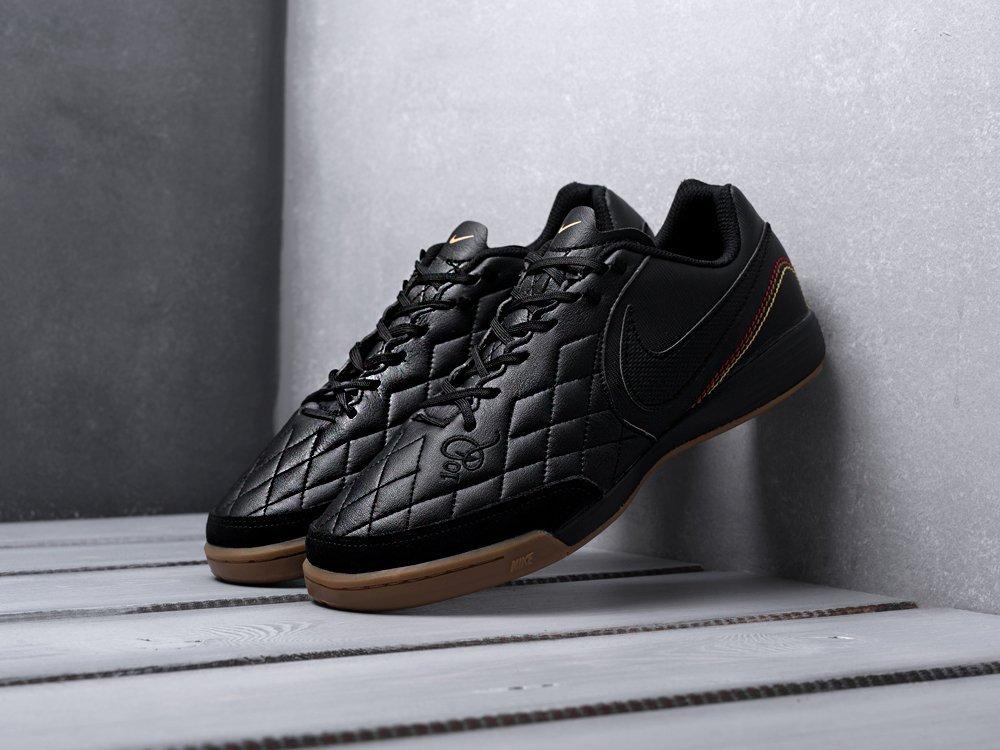 Футбольная обувь Nike Tiempo Ligera IV 10R IC (18226)