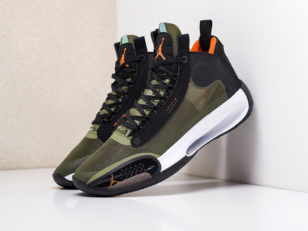 Кроссовки Nike Air Jordan XXXIV (18693)