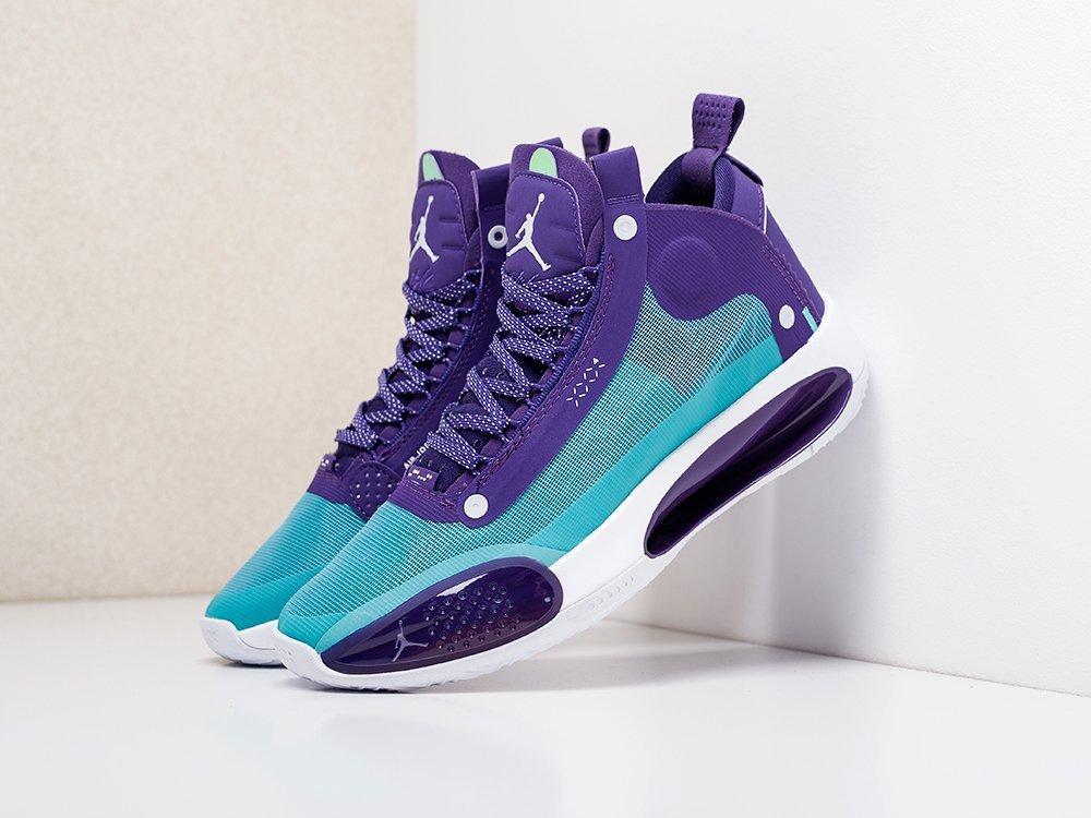 Кроссовки Nike Air Jordan XXXIV (18695)