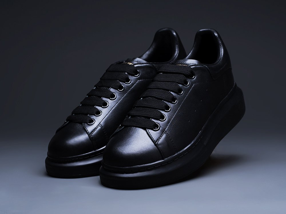 Кроссовки Alexander McQueen Lace-Up Sneaker (18764)