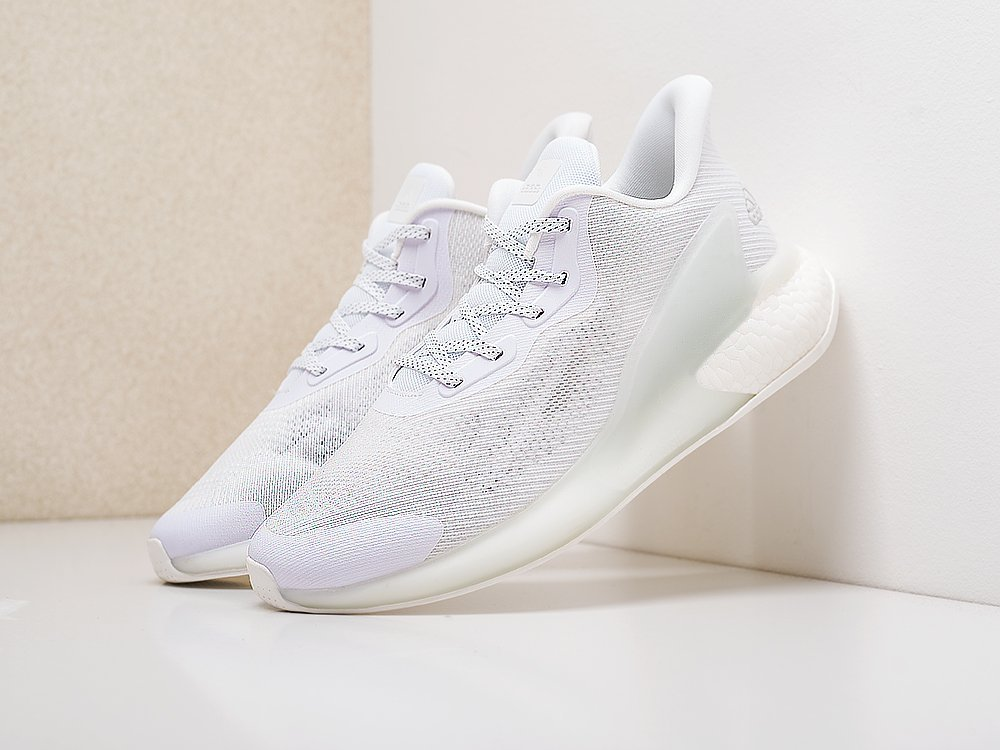 Кроссовки Adidas Torsion System Total White LV (18892)