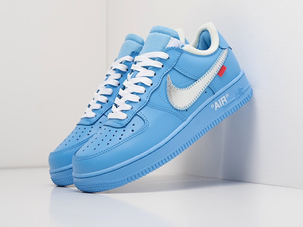 Кроссовки Nike x OFF-White Air Force 1 Low (19708)