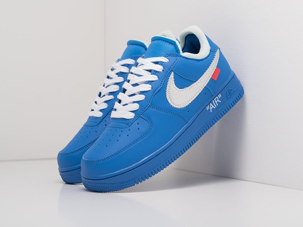 Кроссовки Nike x OFF-White Air Force 1 Low (19709)