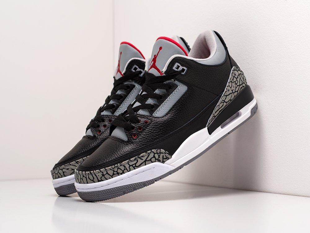 Кроссовки Nike Air Jordan 3 (20064)