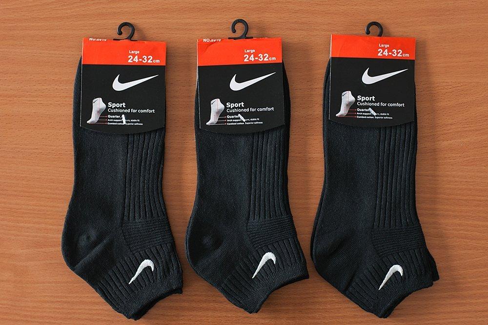 Носки короткие Nike - 3 пары / 2795
