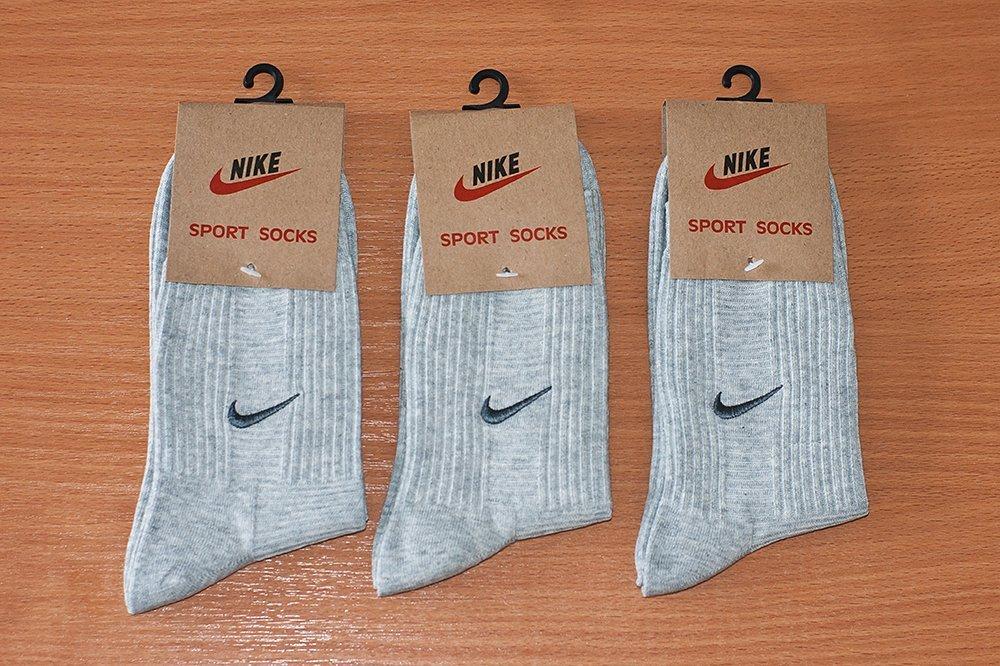 Носки длинные Nike - 3 пары / 2796